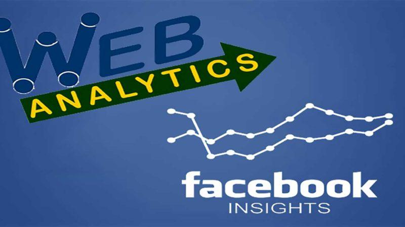 web analytics alla scoperta degli insight di facebook