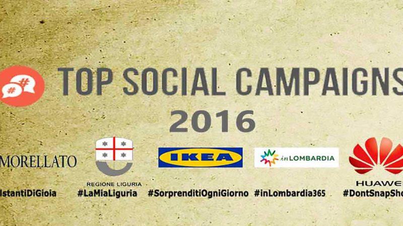 top social campaigns