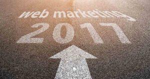 web marketing tendenze 2017