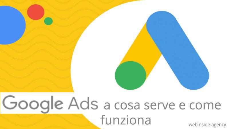 google ads a cosa serve e come funziona
